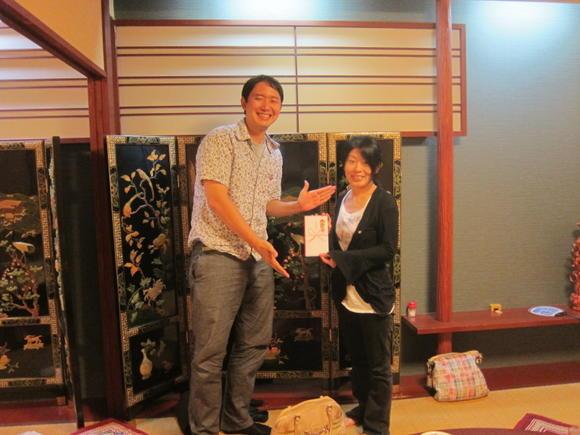 10th APRRCに小田原城北RAC木村会員出席